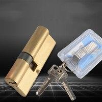 Brass Cylinder 90 Mm 40 45 For High Security Door Lock