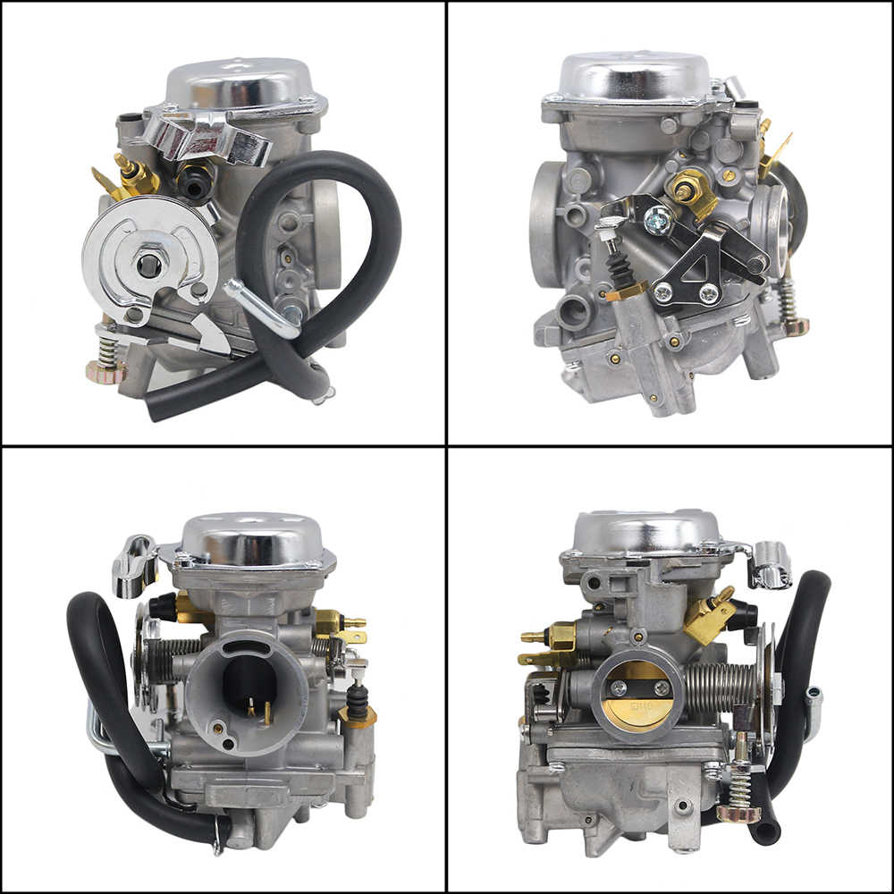 ZS MOTOS XV250 Carburetor Assy For Yamaha Virago 250 1995-2004 Route 66  1988-1990 Motorcycle Accessories