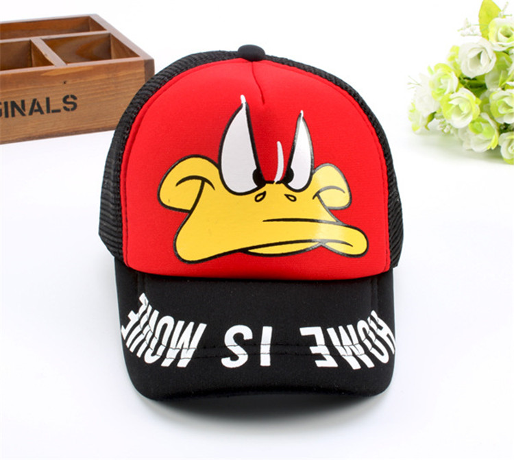8f2fe672226 BBCS004 Hotsale children s baseball cap for sport Newest cow printed letter  mesh snapback hat for kids Boys and Girls -in Baseball Caps from Apparel ...