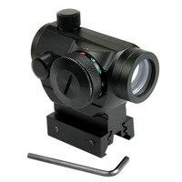 사냥 Riflescopes 장난감 총 레드 그린 도트 광학 시력 범위 전술 리플렉스 w/