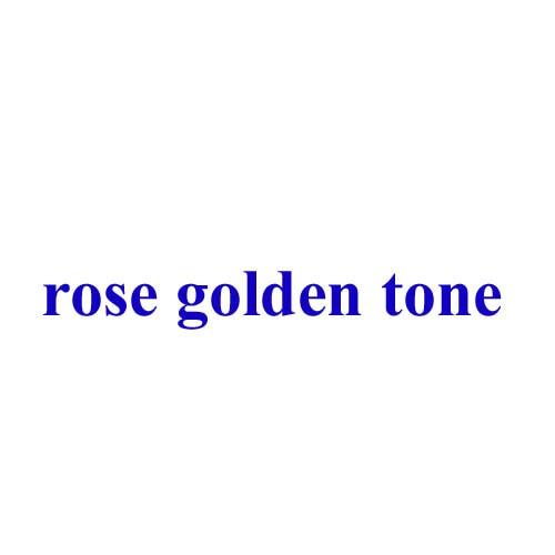 Пустой Прочный Круглый безель лоток с под ключ металлическая основа подвески настройки Смола Камея Кабошоны результаты DIY сделать многоцветные покрытием - Цвет: rose golden tone
