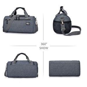 Image 3 - Scione мужские дорожные спортивная сумка легкая багажная деловая женская уличная спортивные сумки плечо Наплечная Сумка