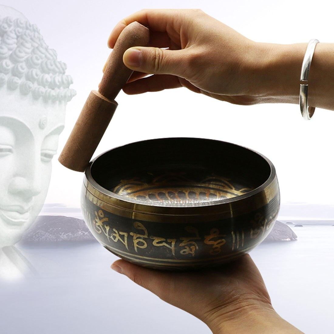 Tigela Tibetana Original Importada Vários Tamanhos 1