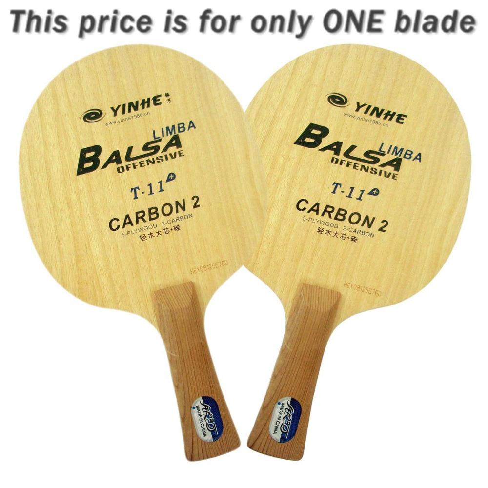 Original Yinhe Milky way Galaxy T-11+ T 11+ T11+ table tennis pingpong blade
