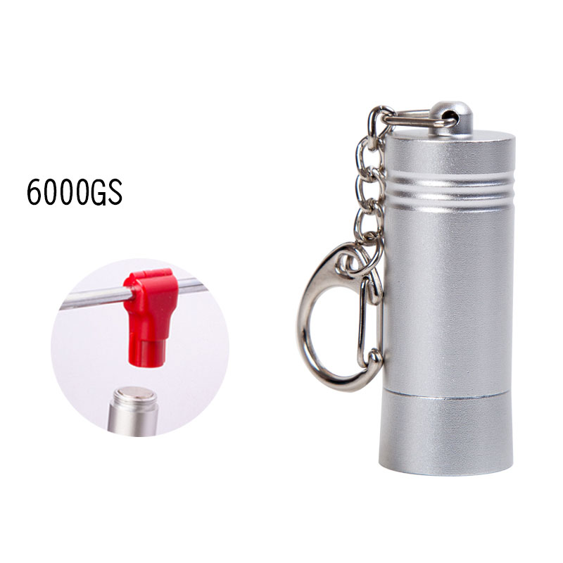 6000GS Portable Hook Detacher Magnet Tag Removers Strong Magnetic Security Unlocker EAS System Home Store Security Detachers