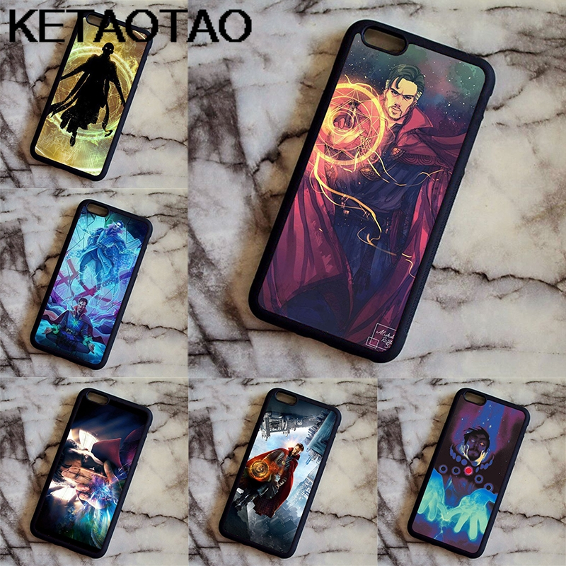 Cellphones & Telecommunications Motivated Ketaotao Doctor Strange Marvel Dc Phone Cases For Iphone 4s Se 6 5c 5s 6s 7 8 Se 5plus Xr Xs Max Case Soft Tpu Rubber Silicone Traveling