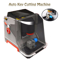 Multi Language Key Duplicate Machine Mini Master Auto Key Cutting Machine Mini Better Than Slica Key Duplicate Machine XC 007