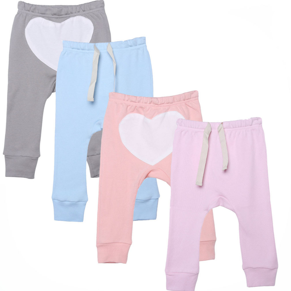 Baby Pants Summer & Spring Fashion Cotton Infant Leggings Newborn Boy Pants Baby Girl Clothing 0-24 M Baby Trousers