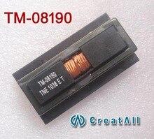 New original TM-08190 high-voltage coil step-up transformer high voltage package