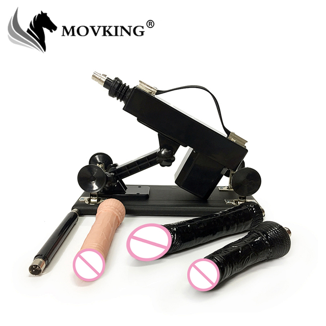 Movking Automatic Robot Upgrade Sex Machine For Men And Women Masturbation Love Machines With Big Dildo Adult Sex Toys