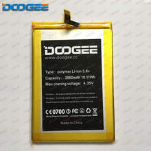 DOOGEE F5 Battery 2660mAH 100% Original Replacement Battery For DOOGEE F5 Mobile Phone