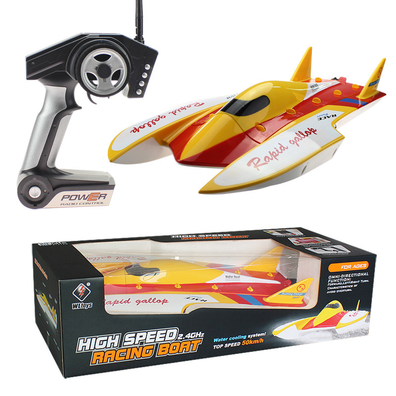 Professional-WL913-Brushless-Boat-Water-Cooling-High-Speed-Racing-RC-Boat-RTF-2-4GHz-RC-Boat (5)