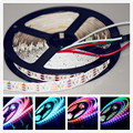 WS2812B Adalight For Philips Fernseher LED Backlight 30 Or 60LED/M RGB 5050 Color Changeable Strip Tape Light