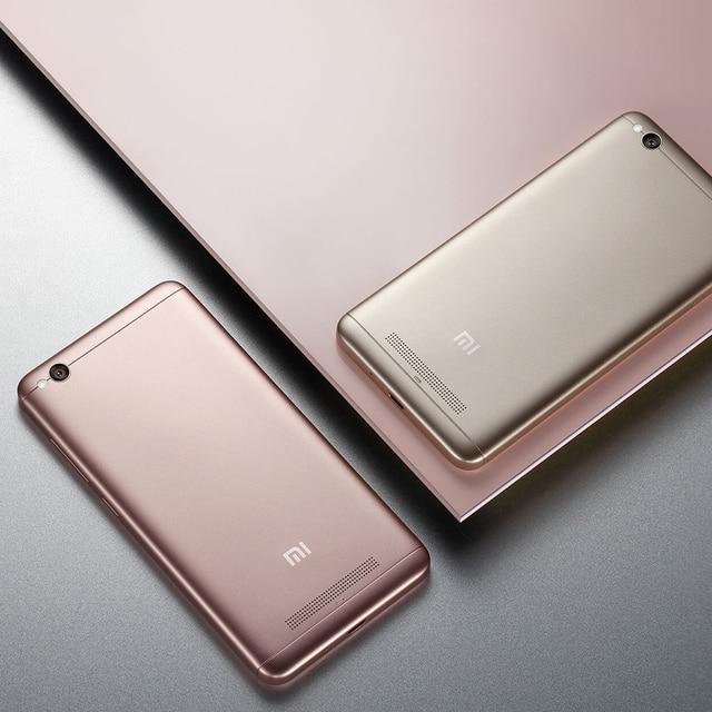Global Vesion Xiaomi Redmi 4A Mobile Phone Snapdragon 425 Quad Core CPU 2GB RAM 16GB ROM 5.0 Inch 13.0MP camera 3120mAh Battery