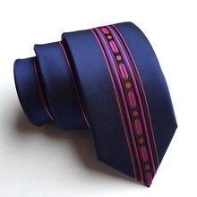 Ricnais, Новое поступление, обтягивающий галстук, мужской модный цветочный галстук, Hombre, 6 см., Gravata, тонкий галстук, классический, Деловой, Повседневный, галстук для мужчин