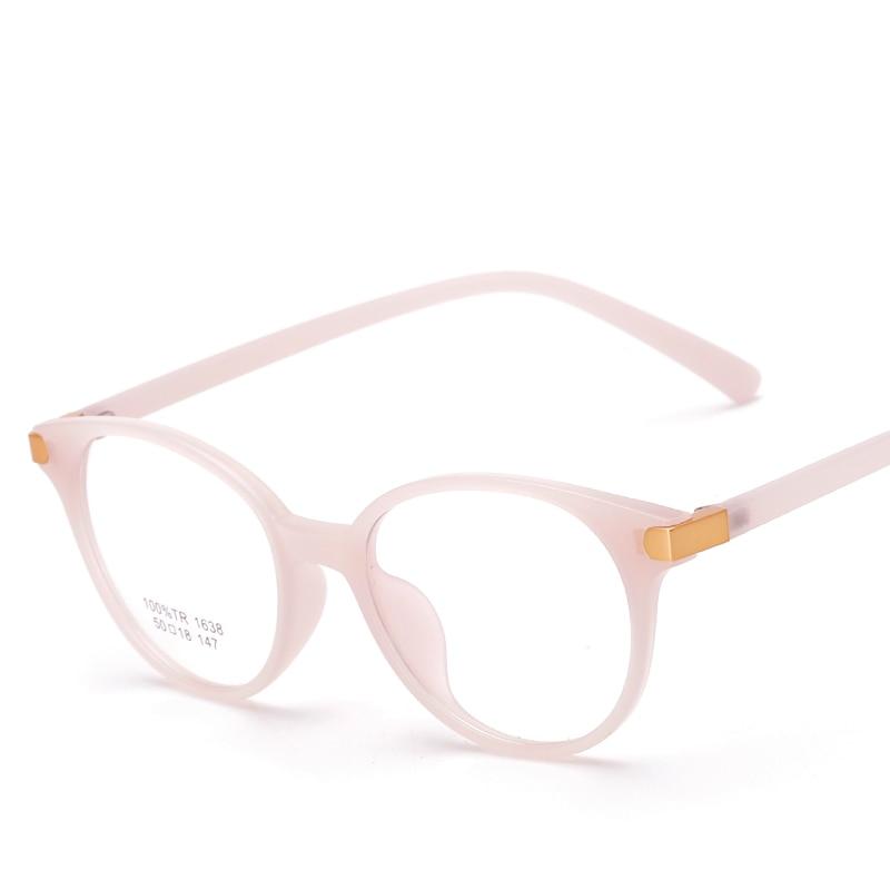 lens frames online  Compare Prices on Woman Glasses Pink Optical Frames- Online ...