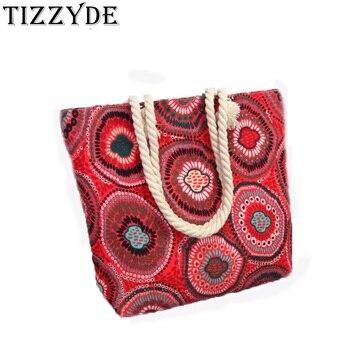 New Durable Cotton Linen Dashion Handbags Simple Print Zipper Wild Shopping Shoulder Bag Women Large Capacity Canvas 2019 JW0029