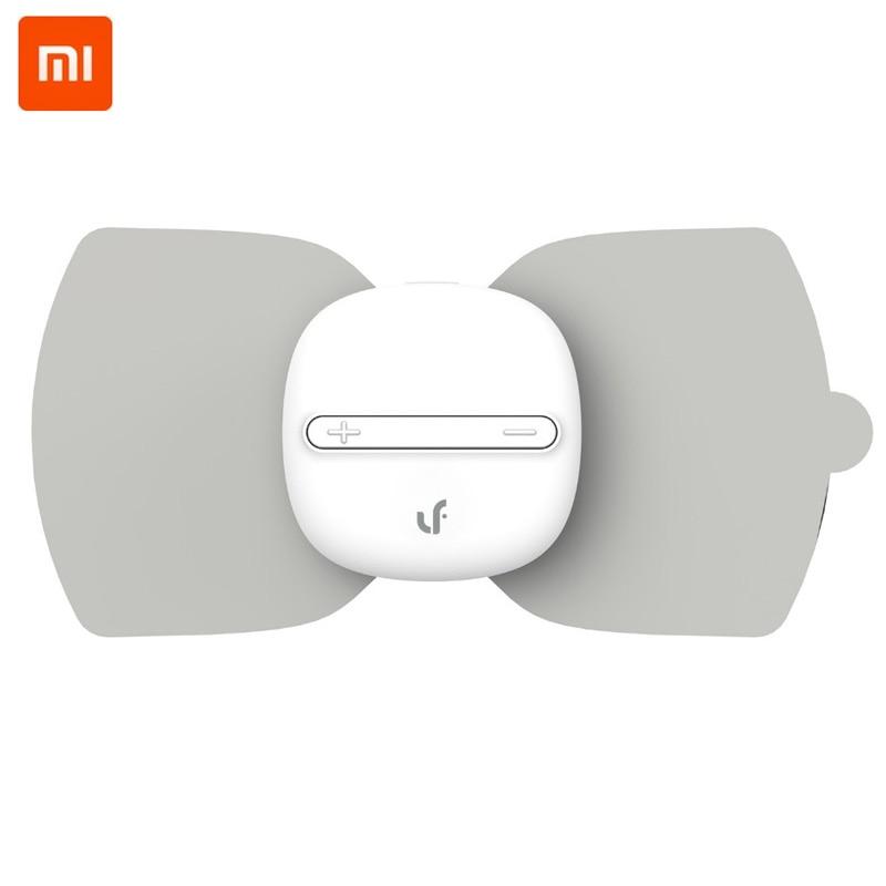 Original Xiaomi Mijia Mini Lf Electrical Stimulator Mijia Massager Full Body Relax Muscle Therapy Sticker Mi Smart Home Consumer Electronics