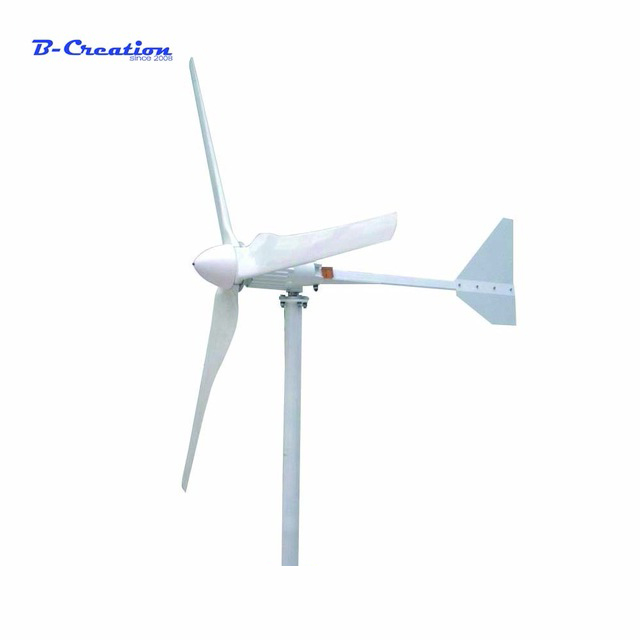 Factory price for Three Phase AC output 2KW 2000W Wind Generator/ Wind Turbine Windmill / Wind Turbine Generators for sale free shipping 600w wind grid tie inverter with lcd data for 12v 24v ac wind turbine 90 260vac no need controller and battery