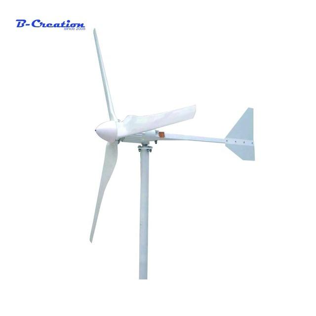 Factory price for Three Phase AC output 2KW 2000W Wind Generator/ Wind Turbine Windmill / Wind Turbine Generators for sale