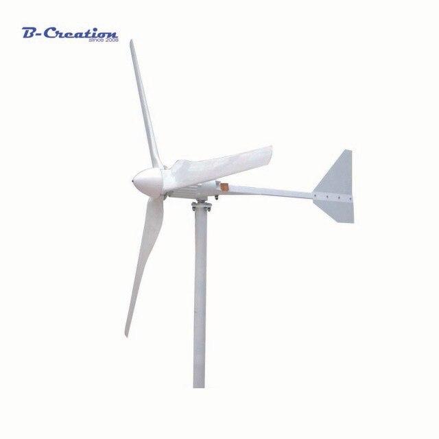 Prix usine pour Trois Phase AC sortie 2KW 2000 w Vent Générateur/Éolienne Moulin À Vent/Vent Turbine Générateurs pour vente