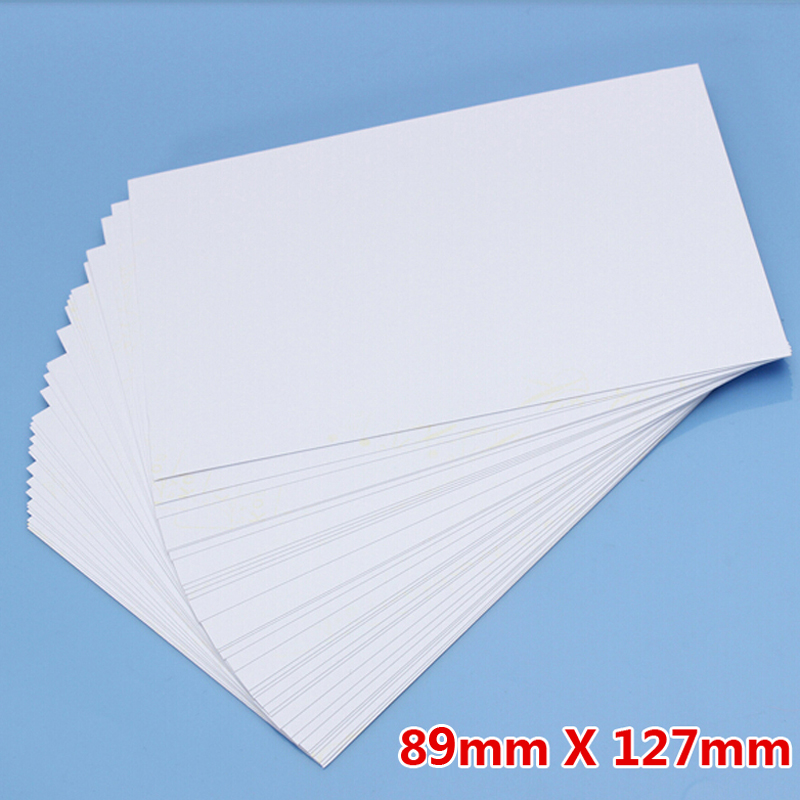 Free Shipping 100 Sheet /Lot High Luminous Waterproof Photo Paper 89*127mm High Glossy Photo Papers Apply to Inkjet Printer