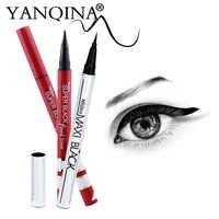 1 PC nowy czarny wodoodporny eyeliner w płynie długotrwały wodoodporny oko kredka długopis ładny makijaż przybory kosmetyczne 131-0228