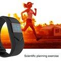 Atualização da Pressão Arterial de Oxigênio No Sangue Inteligente Pulseira Smartband Rastreador De Fitness Pedômetro Freqüência Cardíaca Esporte Relógio para iOS Android