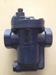 Bucket Wire Trap Steam Trap DN15 Inverted Cylindrical Steam Trap