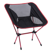 1/2Pcs Folding Ultra-Light Camping Chair Portable Fish Seat Outdoor Fishing Chairs Sports Accessories
