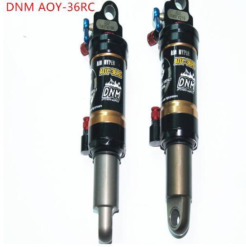 DNM AOY-36RC pour AM/XC vtt vélo vélo Air arrière choc/suspension pour vésicule biliaire arrière cadre souple
