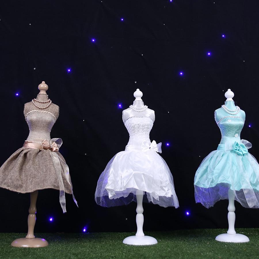 ФОТО Hot sale 73cm wedding dress model Tiffany blue Decoration creative decorations wedding props