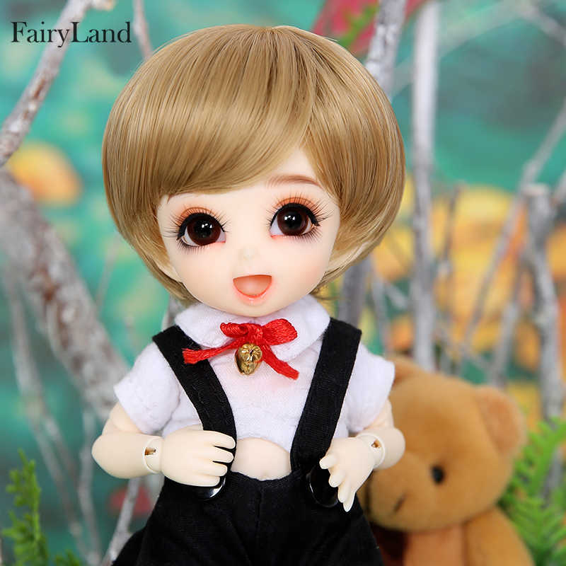 FL Pukifee Pongpong Fairyland bjd sd doll 1/8 body model baby girls boys dolls eyes High Quality toys shop OUENEIFS oueneifs bjd sd dolls soom teschen mylo 1 4 body model reborn baby girls boys dolls eyes high quality toys shop