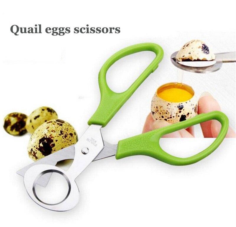 ᐃCodorniz Tijeras huevo cortador huevos abrelatas codorniz Tijeras ...