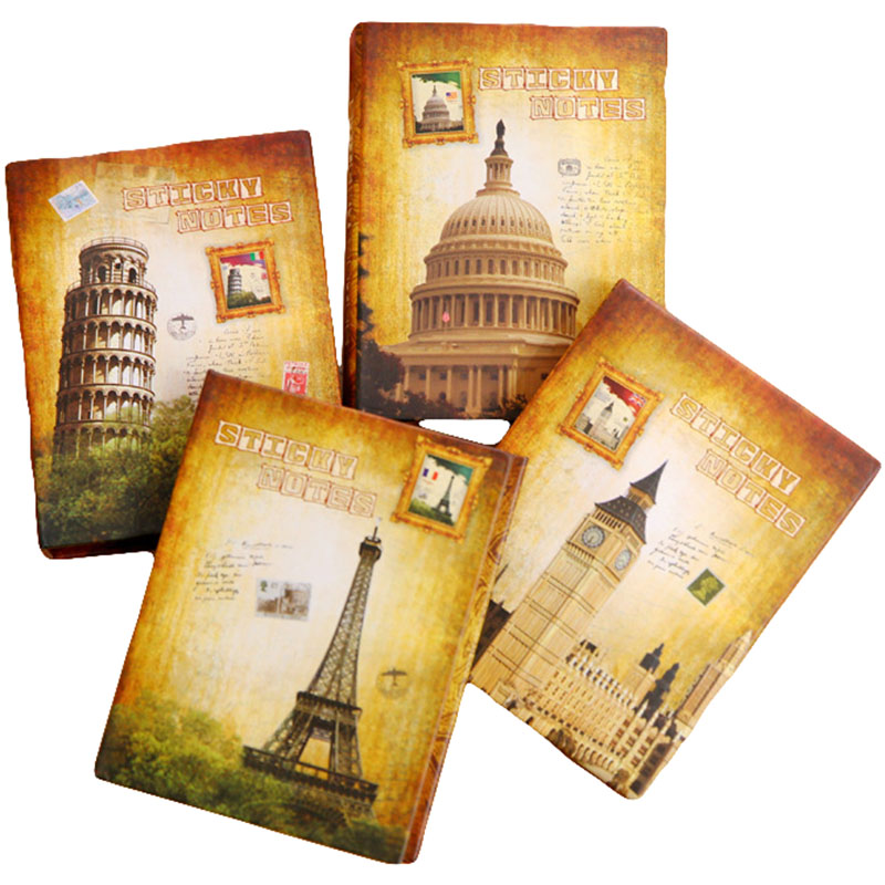 Desk Accessories & Organizer 1 Pcs Korea Stationery Vintage Paris Eiffel Tower Metal Gift Clip Business Card Stand Photo Card Holder Memo Paper Message Clip To Win A High Admiration And Is Widely Trusted At Home And Abroad.