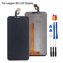Original For Leagoo S9 LCD Display Touch Screen Assembly For Leagoo S9  LCD Screen Display Mobile Phone Parts top quality for leagoo elite 1 lcd display screen touch screen panel assembly replacement