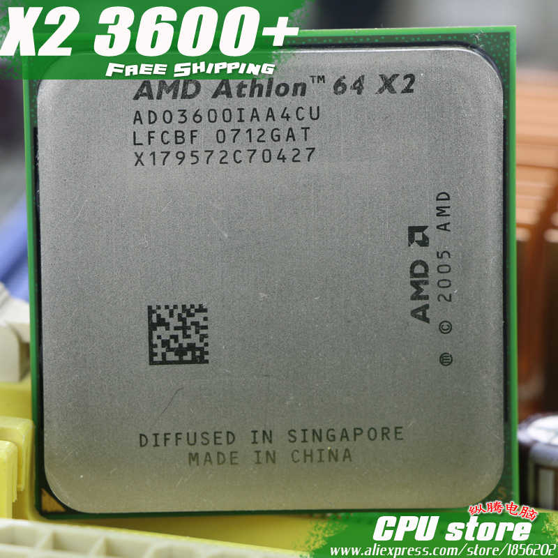 AMD ATHLON 64 X2 DUAL CORE PROCESSOR 3600 WINDOWS DRIVER