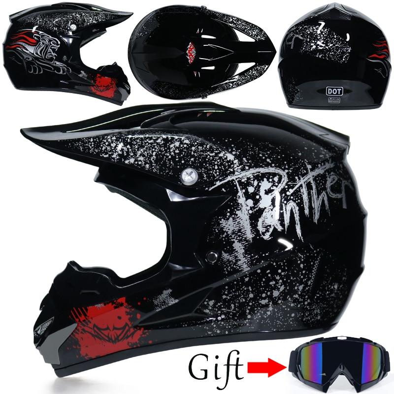 Free Shipping Casco Capacetes Ghost Claw Off Road Motorcycle Helmet ATV Dirtbke The Cross Motorcross Helmets