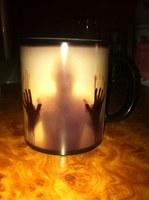the walking dead zombie mug Dishwasher&Microwave Safe black coffee mugs Cup Tea Cups make your own Message Mugs Ceramic gift mug