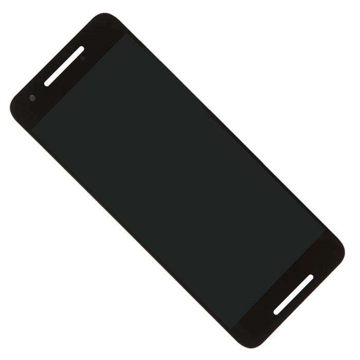 Display assembly with touchscreen for huawei for nexus 6p black...