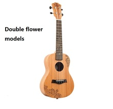 цена Ukulele Concert 23 Small Acoustic Guitar Mahogany Hawaiian Ukuleles Rosewood Musical Instruments String Guitar Music Instrument онлайн в 2017 году