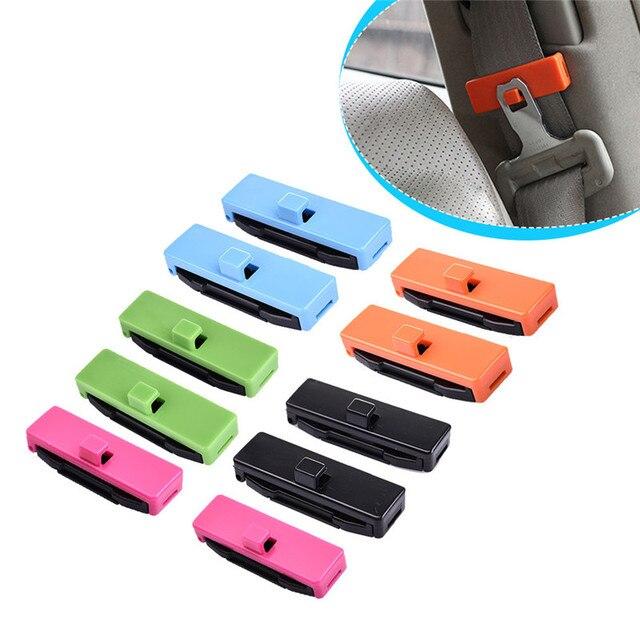 Car Seat Belt Buckle Adjustment Safety Clip Package Voltage ...