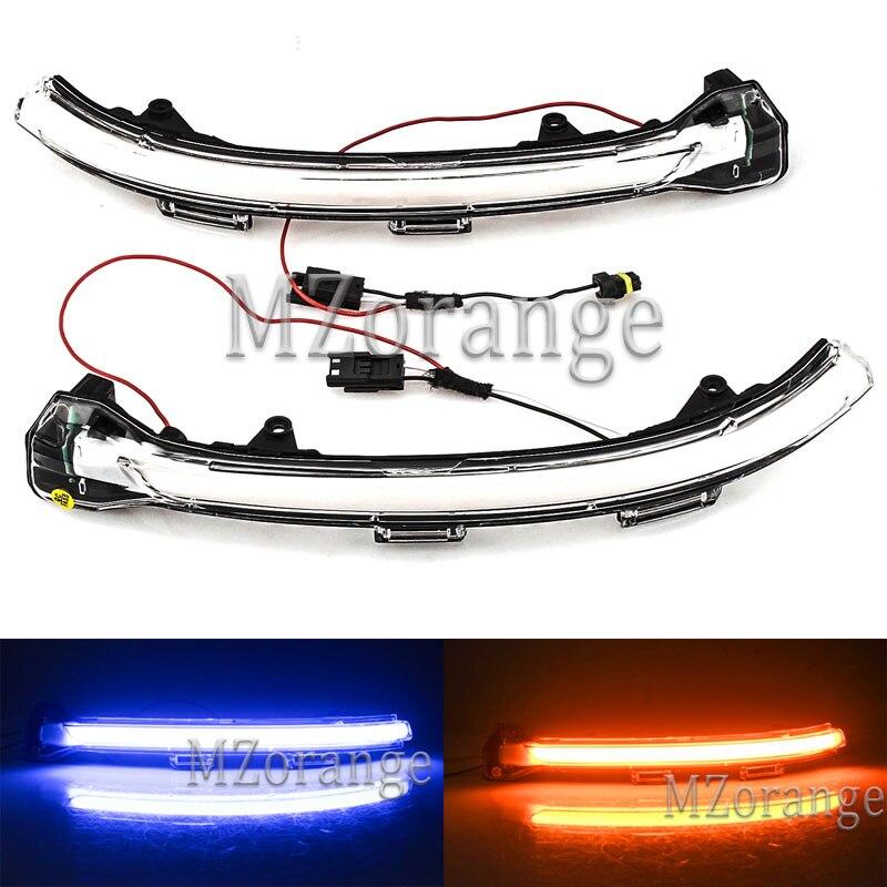 Turn Signal Side Mirror Light for Golf MK7 7 5 7 GTI R GTD Dynamic Blinker