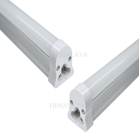 Fedex Free Shipping 25pcs Lot Integrated T5 LED Tube Light SMD2835 9W 600MM 25LM PC 48led