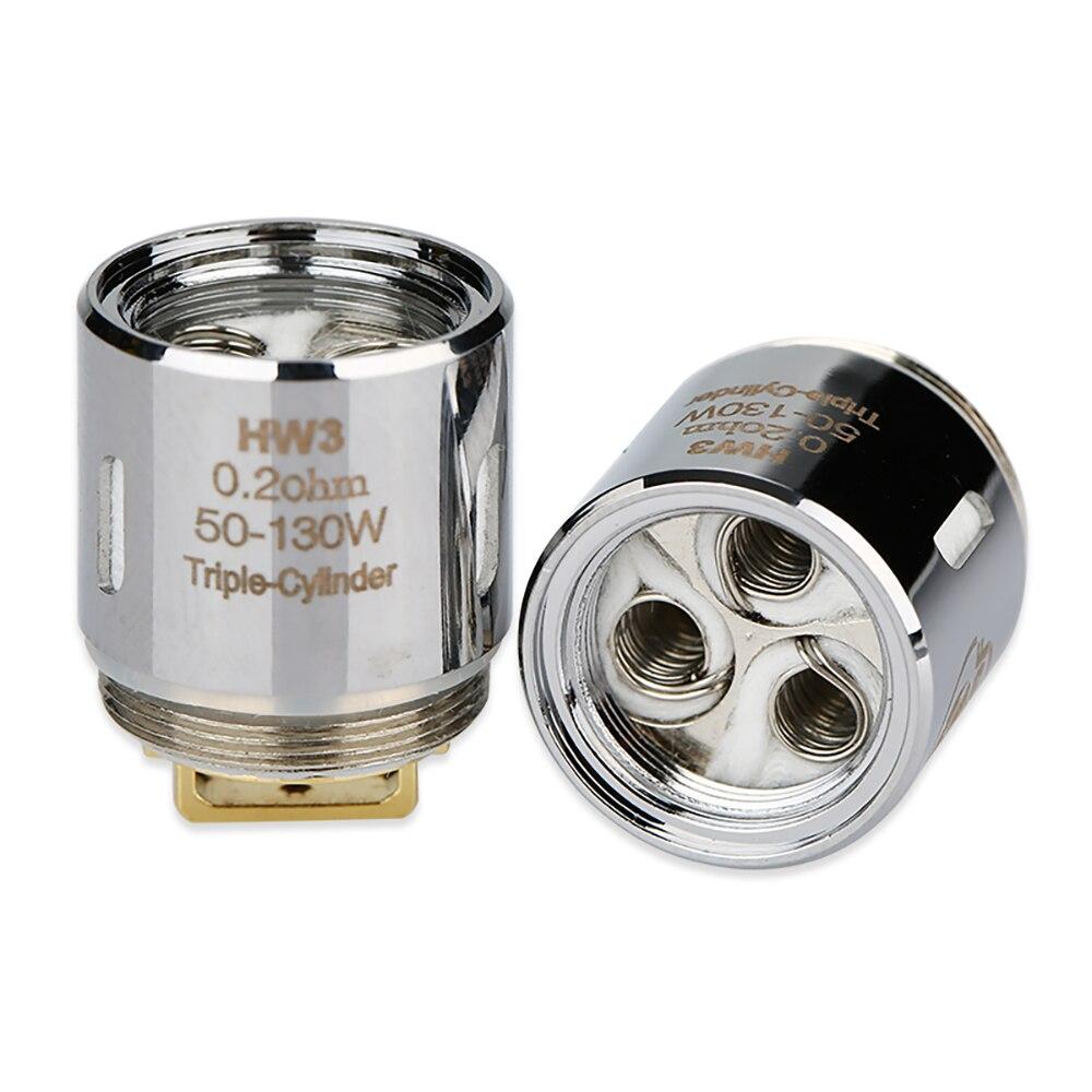 20 pc Original Eleaf Ello atomiseur bobine tête HW1 0.2 Ohm/HW2 0.3 Ohm pour Ello Mini VS HW3 0.2 Ohm/HW4 0.2 Ohm pour Ikonn 220 Kit - 5