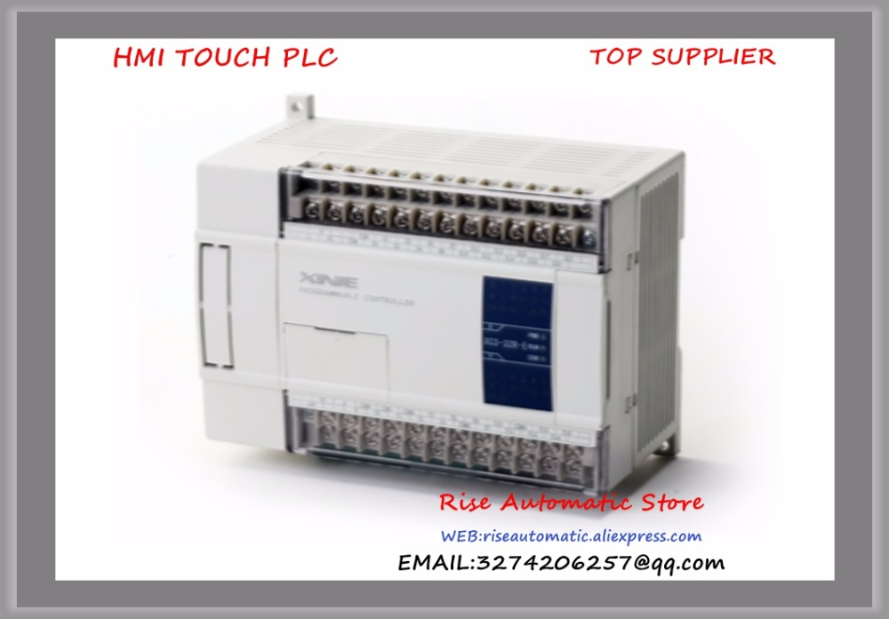 New Original Programmable Controller Module XC2-32RT-E PLC AC220V DI 18 DO 14 Relay Transistor new original programmable controller digital plc module di 4 do 4 transistor output dvp08xp211t