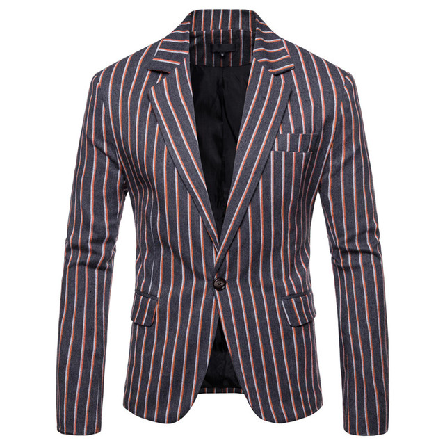 Riinr 2018 New Arrival Brand Clothing Jacket Autumn Suit Jacket Men Blazer Fashion Slim Male Suits Casual Blazers Men Size 3XL
