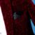 (Jaqueta + Calça) vermelho do Homem Do Terno Do Noivo Vestido Cantor Anfitrião do Mestre De Cerimônias Palco Show de Servir Roupas Ternos Dos Homens Do Casamento