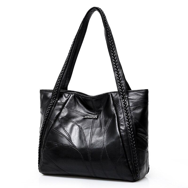 Fashion PU women's bag single shoulder bag large capacity handbag, single shoulder bag, lady bag