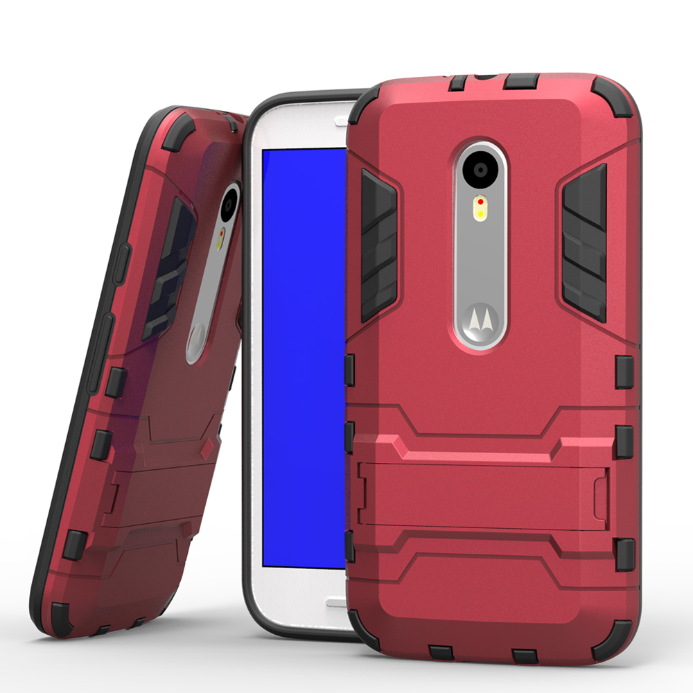 638309b4769 For Motorola MOTO G5 Plus G4 G 4 Play G4 Plus E3 M G3 PC + Silicone Anti  Shock Armor 3D Case For MOTO G 5 3 4 Plus Cover Cases on Aliexpress.com    Alibaba ...